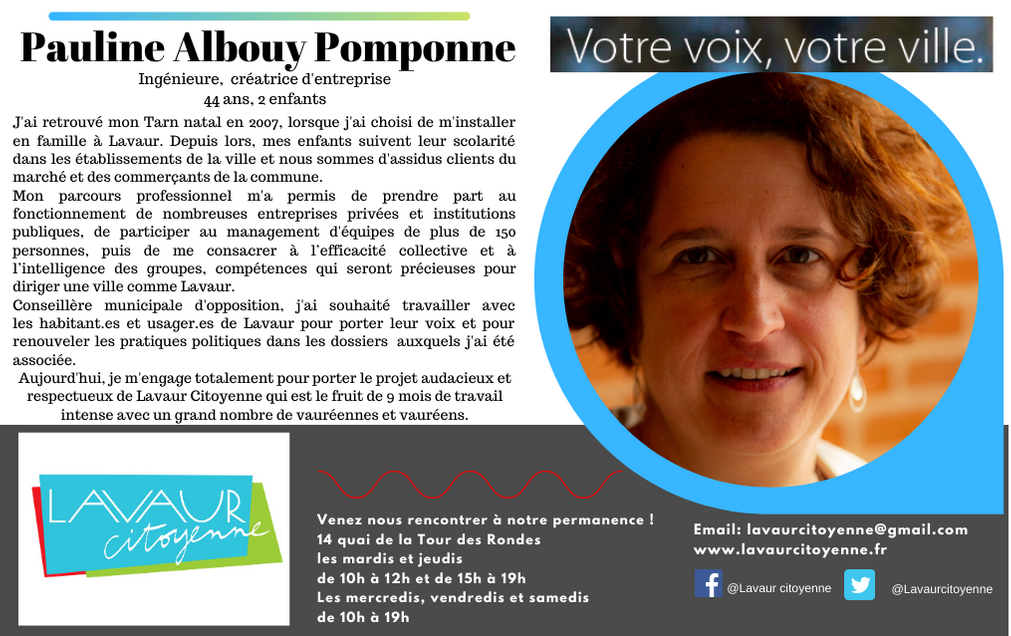 Pauline Albouy Pomponne