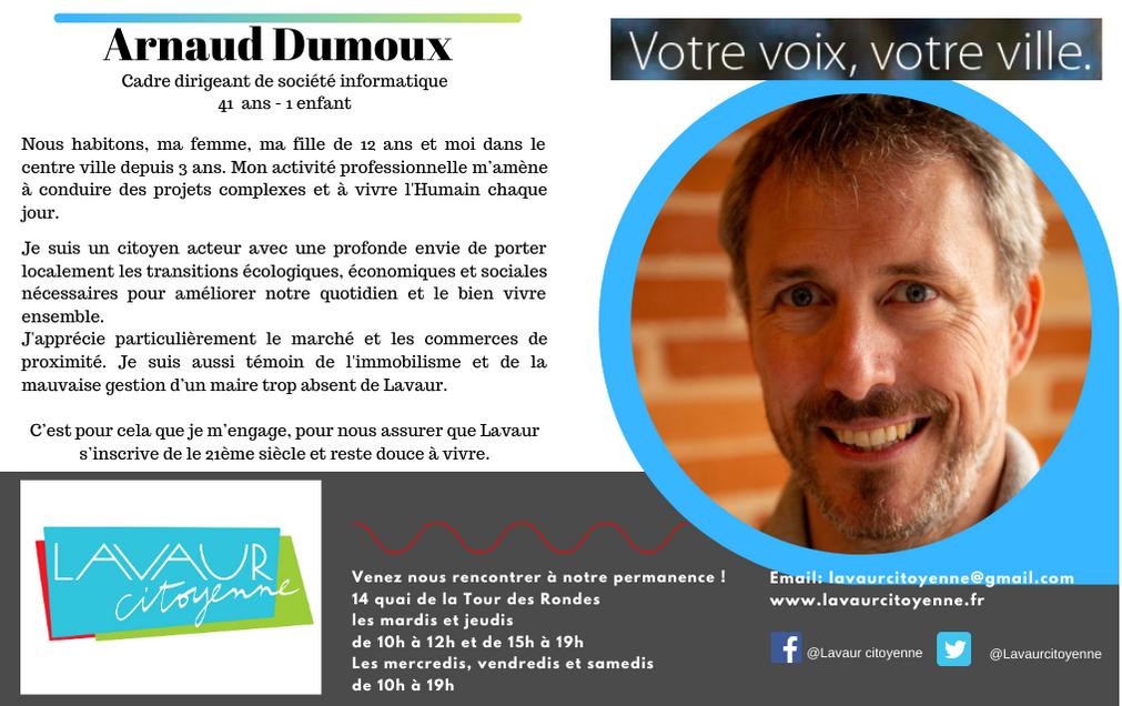 Arnaud Dumoux
