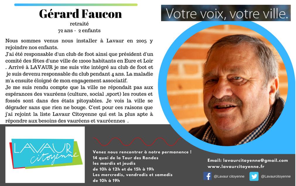 Gérard Faucon
