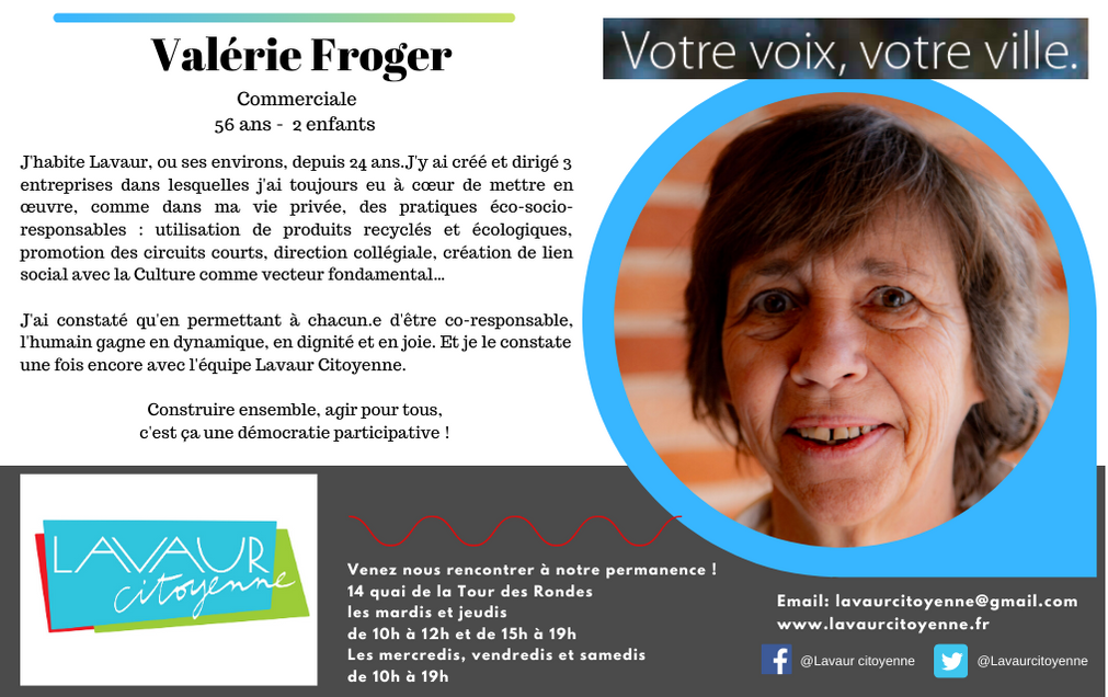 Valérie Froger
