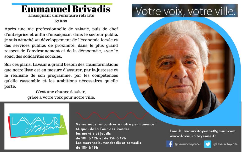 Emmanuel Brivadis
