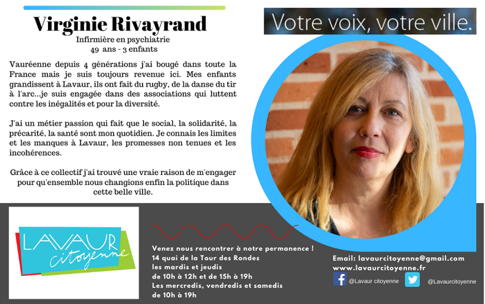 Virgine Rivayrand
