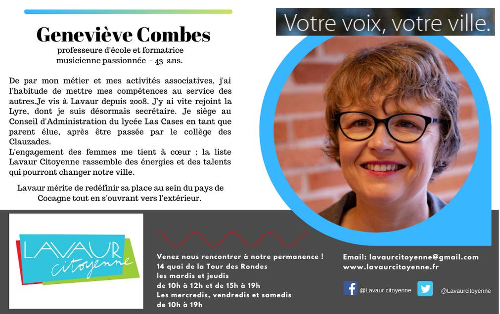 Geneviève Combes