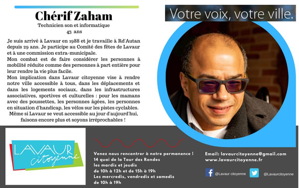 Chérif Zaham