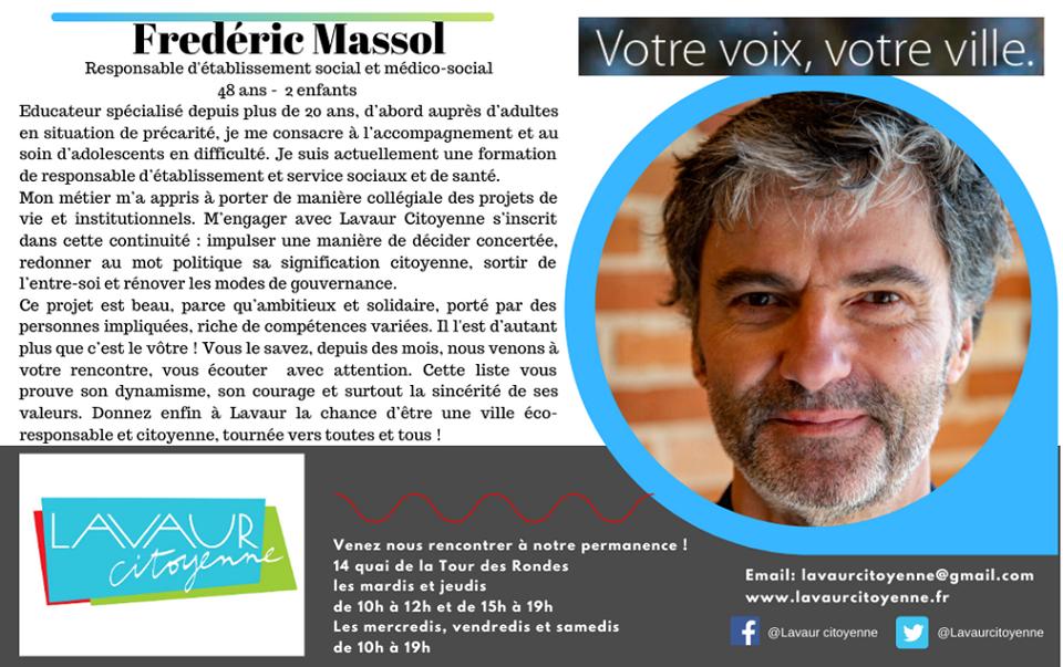 Fréderic Massol