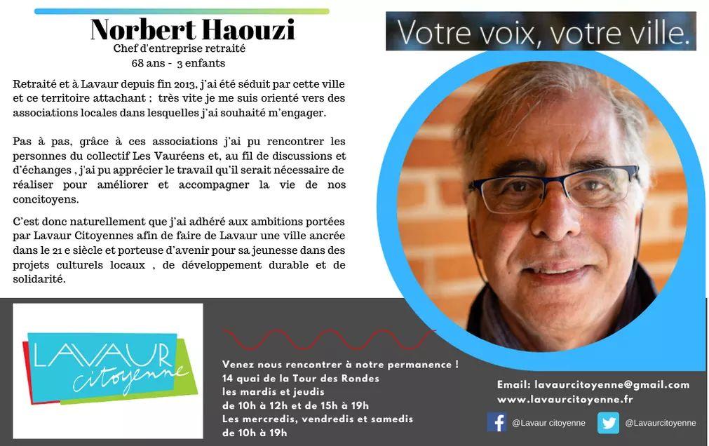 Norbert Haouzi