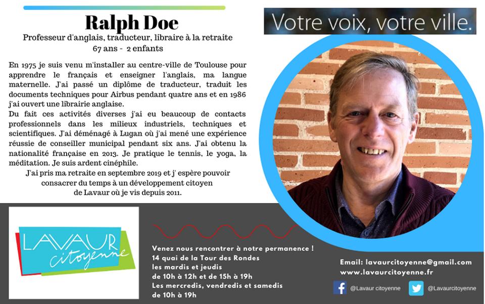 Ralph Doe