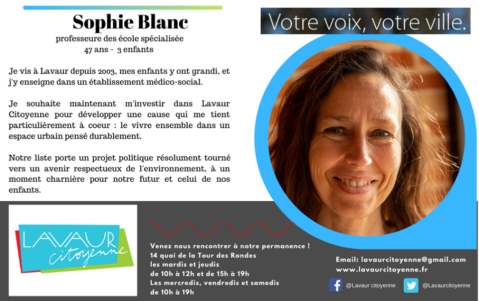 Sophie Blanc