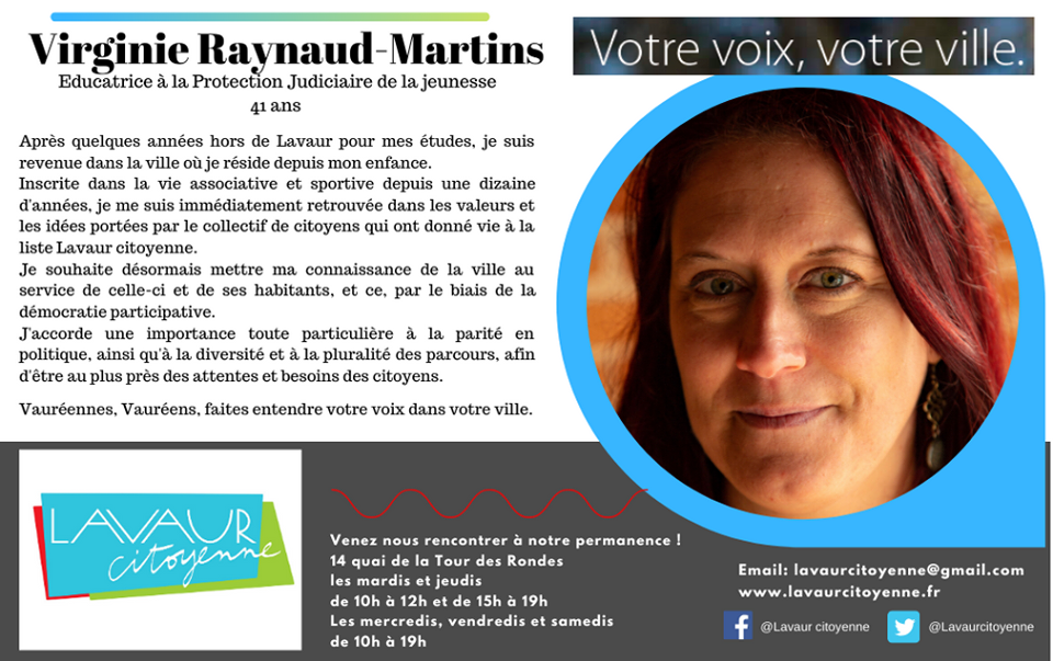 Virginie Raynaud-Martins