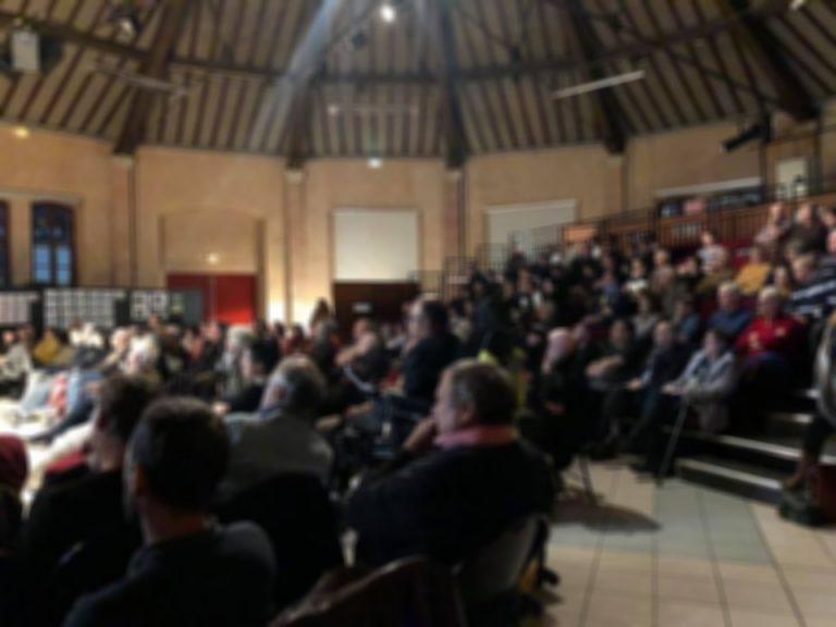 Réunion Publique 11 Mars 2020