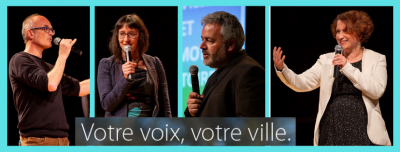 Votre voix, votre ville